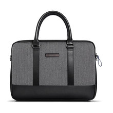 WIWU Leather Laptop Bag Case for MacBook Pro 13  Computer Xiaomi Notebook Air 13.3 Messenger Dell 15