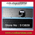 Russian Laptop keyboard  For HP pavilion DV7 DV7-4000 DV7T-4000 keyboard RU layout black with frame