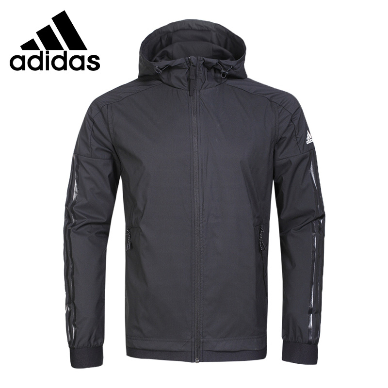 Original New Arrival 2017 Adidas OUTER JACKET Men's jacket Hooded Sportswear original new arrival official adidas men s breathable jacket hooded sportswear