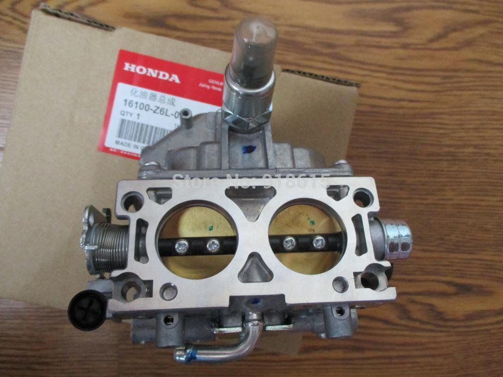 CARBURADOR CARB PARA HONDA 16100 Z6L 023 GX690 geniune PEÇAS de MOTOR A GASOLINAPeças e acessórios do gerador   -