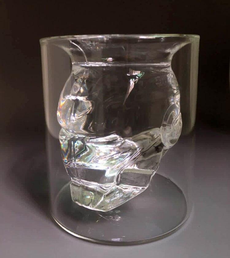 (IN STOCK) Hot Toys Hot Studio Captain America Civil War Iron Man Mark III MK 3 Head Wine Glass Cup