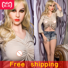 Sex Doll Men Masturbation Japanese Lifelike Big Breast Love Doll Top Quality  TPE Vagina Pussy Anal Sexy Hot Sale Sex Toy