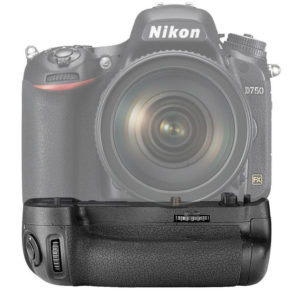 Prix pour Neewer Batterie Grip Pack Remplacement pour Nikon MB-D16 compatible avec EN-EL15 Batterie pour Nikon D750 DSLR Caméra