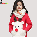 Christmas Winter Children Jacket Hoodies Children Coat Girls Clothes Kids Jackets Warm Outerwear Fashion Coat for Girls Clothing