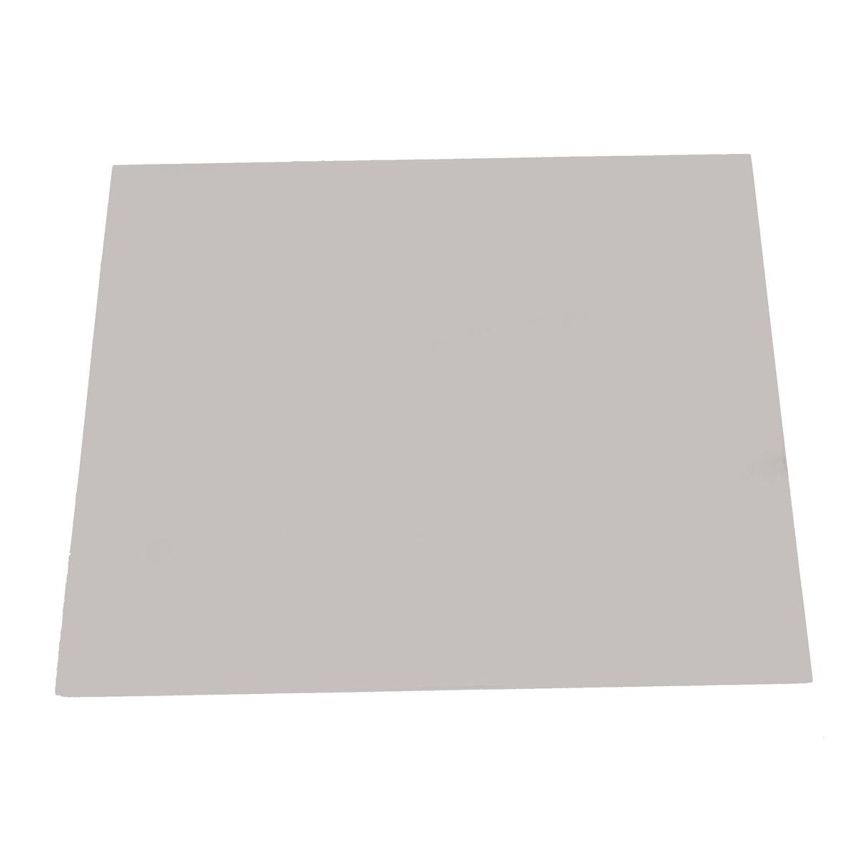 1pc Thin Titanium Metal Plate TC4/GR5 ASTM B54 Ti Sheet Foil With Corrosion Resistance 0.5mmx100mmx100mm