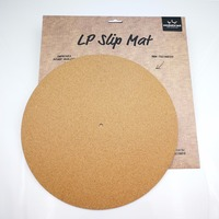 Mistral Cork Turntable Platter Mat LP Slip Mat Audiophile 3mm Anti Static Slipmat For LP Vinyl