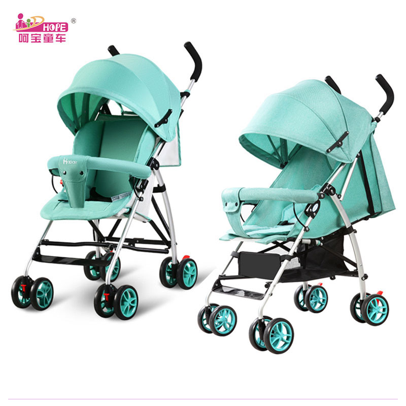 Hapair Baby Carriage Lightweight Stroller Folding Portable Baby Cart Shock Absober Child Trolley Detachable Baby Pram PushchairHapair Baby Carriage Lightweight Stroller Folding Portable Baby Cart Shock Absober Child Trolley Detachable Baby Pram Pushchair
