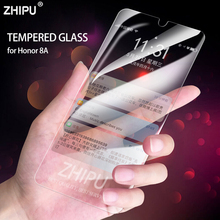 10 Pcs/Lot Tempered Glass For Huawei Honor 8A Screen Protector 2.5D 9H Protective Film