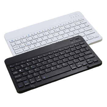 Slim Mini Bluetooth Wireless Keyboard For Android Tablet iPad Apple iPhone Smart Phone iOS Windows Portable Keyboard Ergonomic