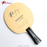 Palio Official Energy 06 Table Tennis Blade Special For 40 New Material Table Tennis Racket Game