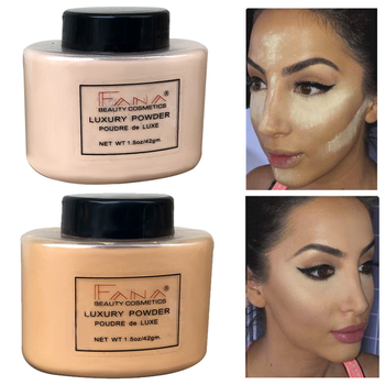 Banana Powder Loose Powder Baking Oil Control Setting Powder Makeup Concealer Poudre Banana Luxe Maquillage 42g 1