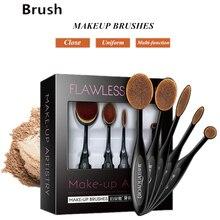 BIOAOUA multifunction makeup set,Soft brush,Fashion cosmetics set,Nylon brush set,face brush,blush