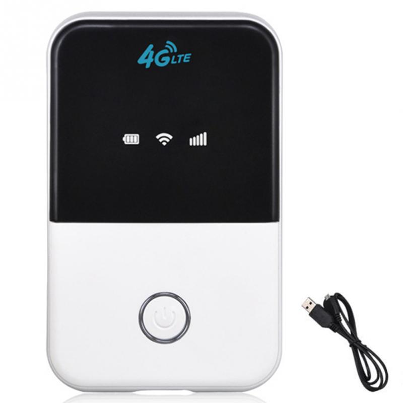 4G LTE Pocket Wifi Router Portable Car Mobile Wifi Hotspot Wireless Broadband Unlocked Modem 4g Extender Repeater(China)