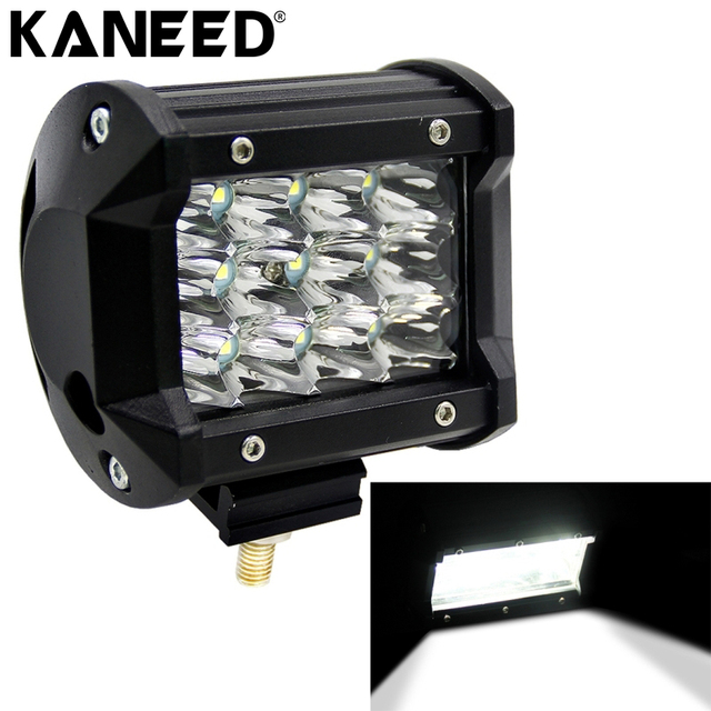 Kaneed car led roof light bar 4 inch three rows led light bar kaneed car led roof light bar 4 inch three rows led light bar modified off aloadofball Gallery