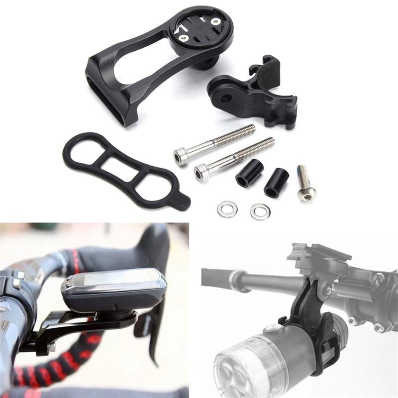 3 in 1 Multi-function Bike Bracket Mount Stand Holder Computrt Mount Holder Set for Garmin Edge 25 200 500 510 520 800 GPS