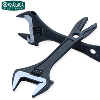 LAOA New Arrival Multifunction Wrench Brand Adjustable Spanner Wrench Repair Tool Apply To M3 M10