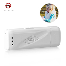 Personal GPS Tracker TK908 Children SOS Communicator Mini Spy Device Waterproof  Lifetime Free Android IOS Phone Tracking
