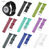 Replacement Silicone Wrist Band Strap For SUUNTO Quest M1 M2 M4 M5 Series Watch