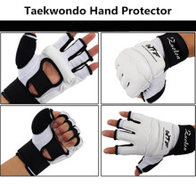 Kids Adult Half Finger Fight Boxing Gloves