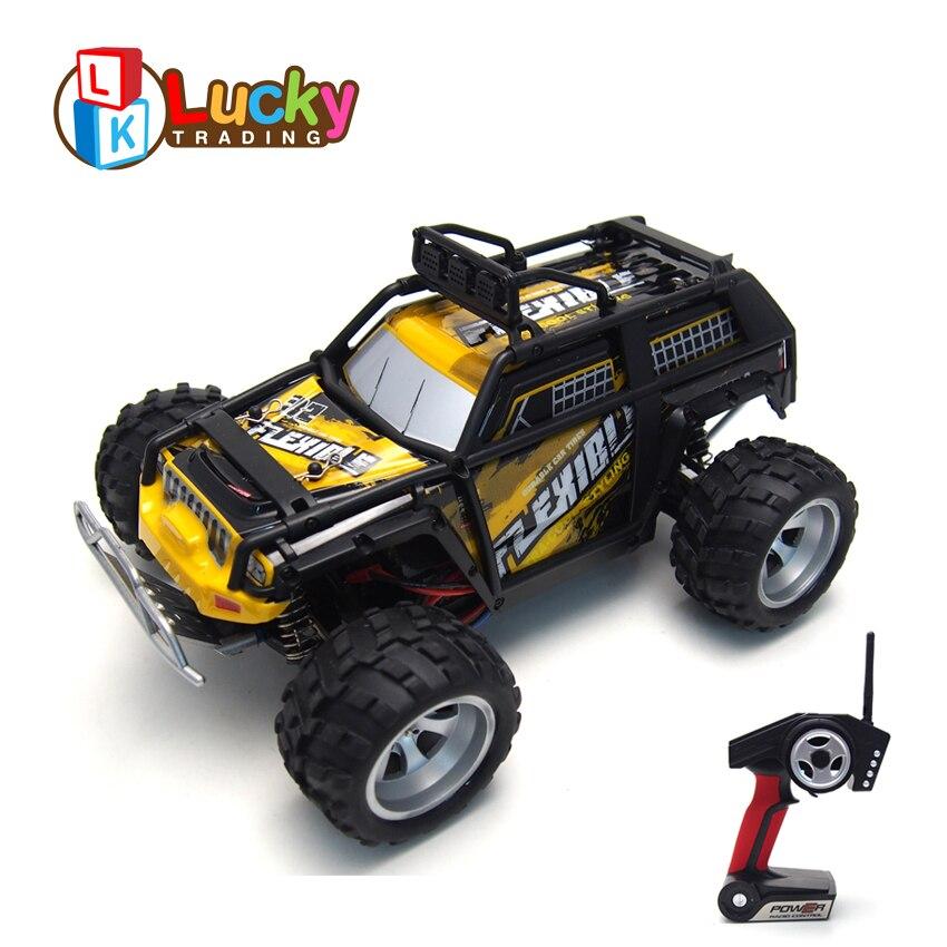 Câble USB professionnel Unique 1:18 pour voiture de course RC puissant haute vitesse 50 km/h radiocommandé Buggy voiture jouet carro de controle remoto