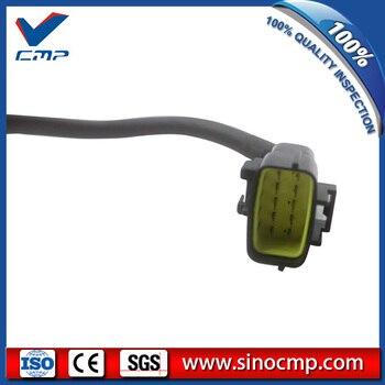 EC160 EC210 EC240 EC290 Monitör Ecu Enstrüman Paneli 14390065 Volvo Ekskavatör Için, 1 Yıl Garanti