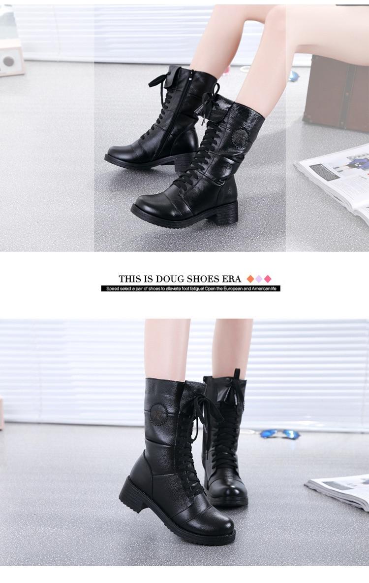 Sapatos de Couro Genuíno Sapatos de Couro