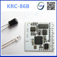 1pcs Free Shipping DIY KRC 86B Bluetooth 4 0 Stereo Audio Receiver Module Board