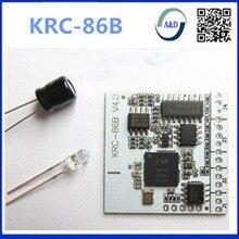 1 шт. Бесплатная доставка DIY KRC-86B Bluetooth V4.0 стерео аудио модуль приемника доска