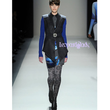 2016 Print Hot Sale Stockings Women Tights Medias Pantis Woman 2017 New Plant Collocation Render Velvet Flowers Printed Fashion
