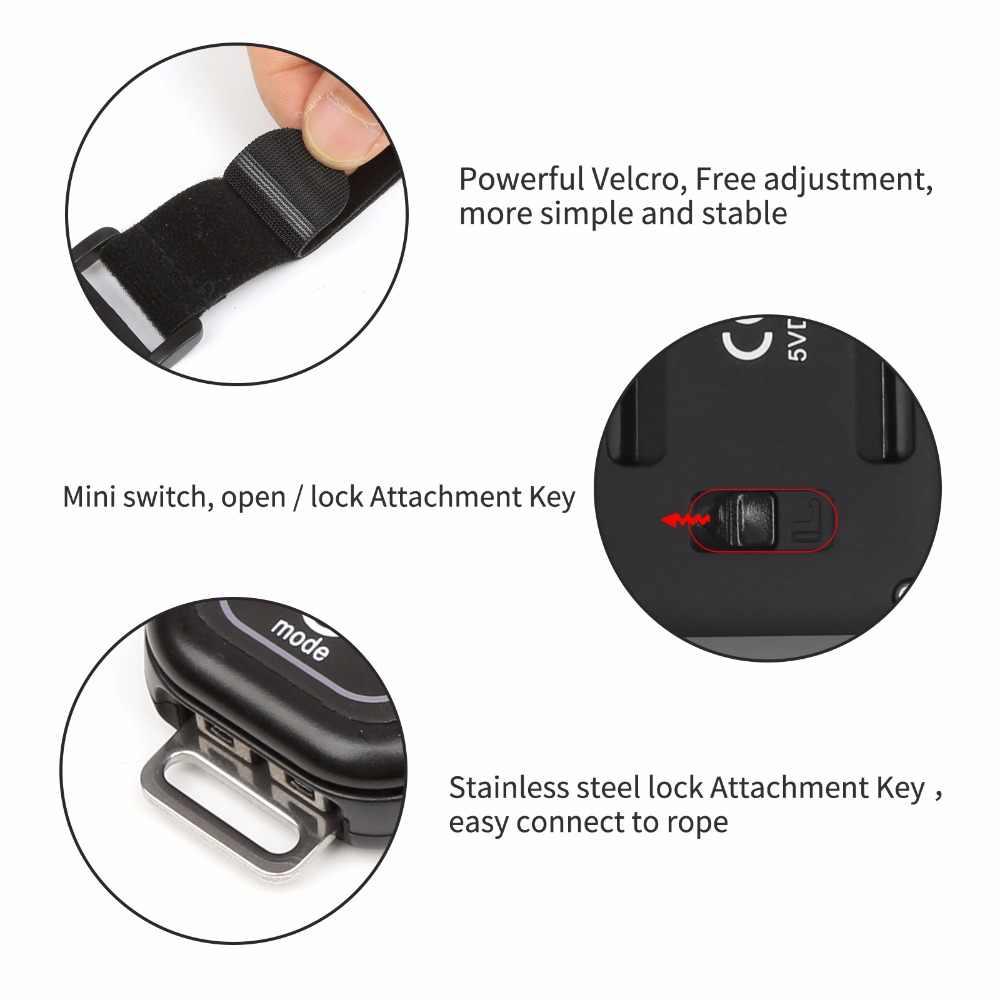 Съемка для GoPro WiFi Пульт дистанционного управления с зарядным кабелем ремешок на запястье водостойкий пультер для Go Pro Hero 7 6 5 4 Session аксессуар