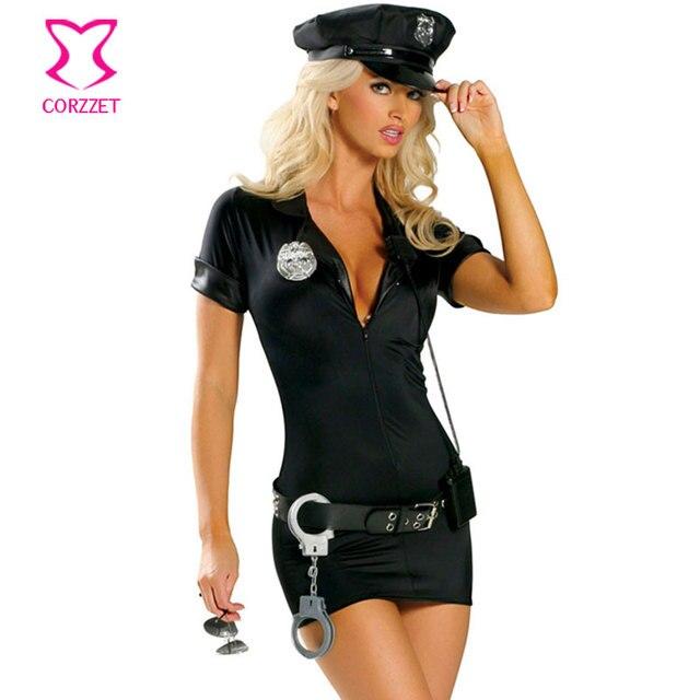 sexy policiere