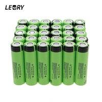 Leory 30 шт./лот 3.7 В 3400 мАч NCR18650B 18650 литий-ионный Перезаряжаемые Батарея для Panasonic литий-ионная фонарик Батарея