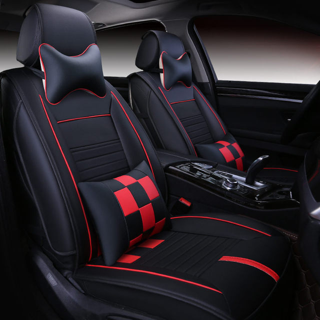 Styling Sport Car Seat Cover General Cushion For BMW 3 4 5 6 7 SeriesGT M3