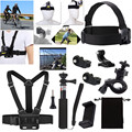 Sports Action Camera Accessories Kit for Sony Action Camera Hdr-as15 As20 As30v As100v As200v Hdr-az1 Vr Mini Sony Fdr-x1000v