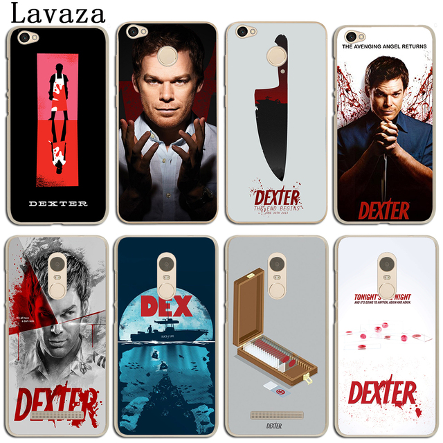Lavaza Dexter David Fisher Phone Case For Xiaomi Mi 9 8 A2 Lite Se A1 Mis Redmi 6a 4a S  Pro 5 5a Prime