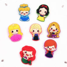 7Pcs Pretty Princess PVC (China)