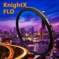 T5 KnightX FLD Фильтр объектива для Canon Nikon 600D T5I T3I D5500 500D 1100D 750D D3200 100D 700D Rebel 52 мм 58 мм 67 мм камеры DSLR