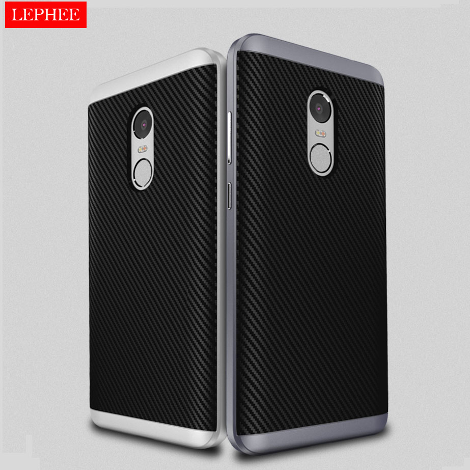 Lephee xiaomi redmi note 4 case redmi note 4x silicone soft tpu pc protective phone back redmi - Xiaomi redmi note 4 case ...
