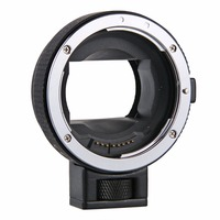 Auto Focus EF NEX Lens Mount Adapter For Canon EF EF S Lens To Sony