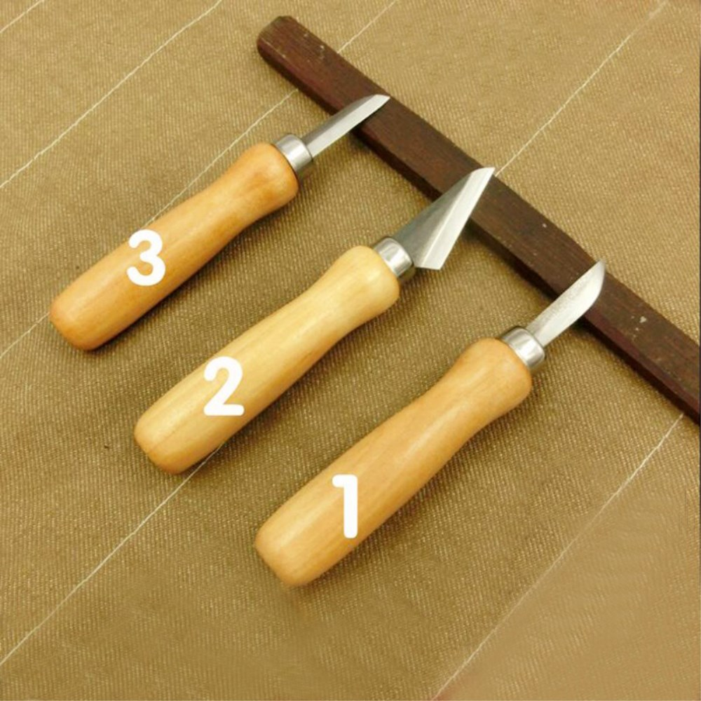 High Quality Hand Grafting Knife / Wood Carving Knife Dig Spoon Broach Woodworking Tools цена
