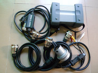 Best Price MB STAR C3 With 5 Cables For Cars And Trucks Diagnostic Interface Free Fast