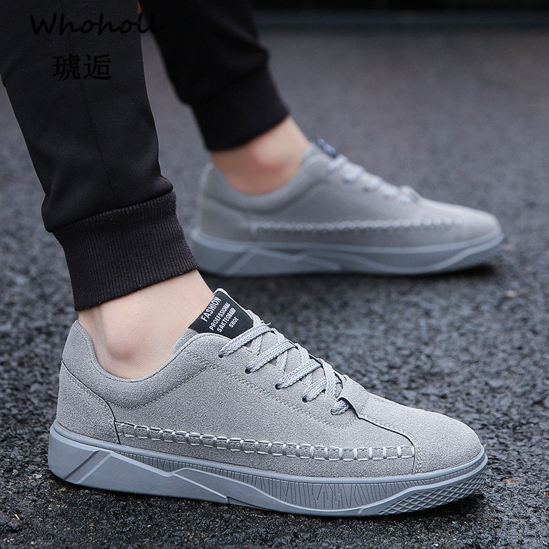 Whoholl 2019 New Fashion Classic Shoes Men Shoes Women Flyweather Comfortable Breathabl Non leather Casual Lightweight Shoes 44 in Men 39 s Casual Shoes from Shoes