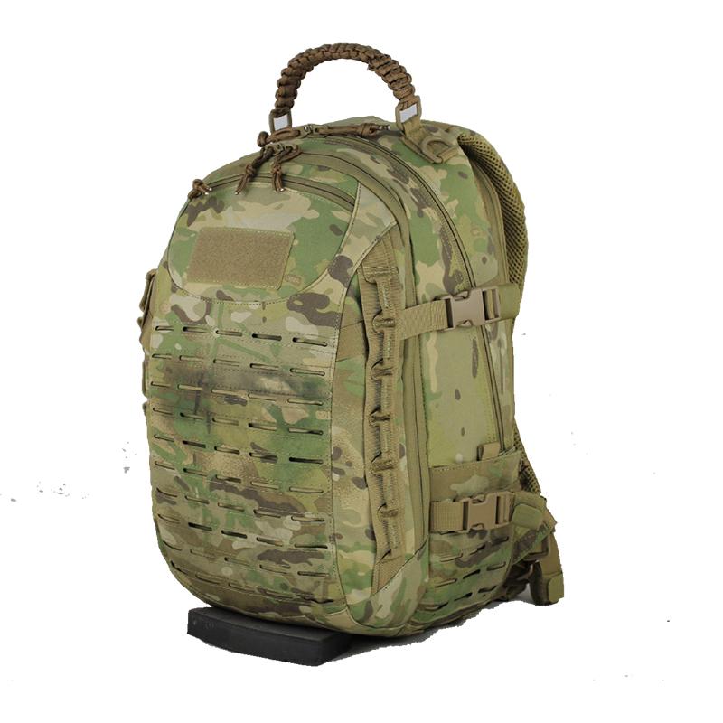 e57342d40945 Compre Tactical Mochila Corte A Laser Molle PALS Saco De Ovo De ...
