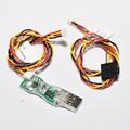 FrSky USB Cable, FrSky upgrade cable 3, for DFT/DJT/DHT, receiver and sensor hub upgrade