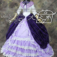 Puella Magi Madoka Magica Homura Akemi Cosplay Costume Hell