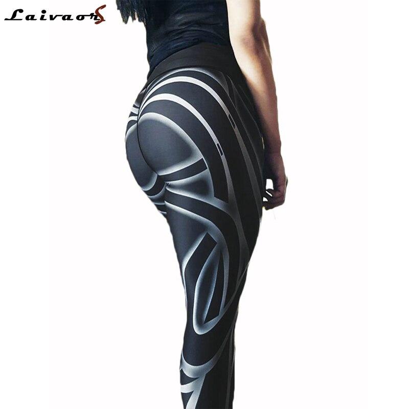 Для женщин кроссовки спортивные Леггинсы Sexy Stripes Светоотражающие Йога Леггинсы тренировки бег узкие брюки синий Фитнес спортивные Леггинс... ...