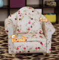 1:12 Dollhouse Miniature Living Room Furniture Single Sofa Couch Armchair WL0533