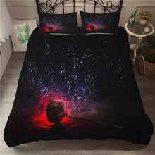 A Bedding Set 3D Printed Duvet Cover Bed Rose Flowers Plant Home Textiles for Adults Bedclothes with Pillowcase #XH13