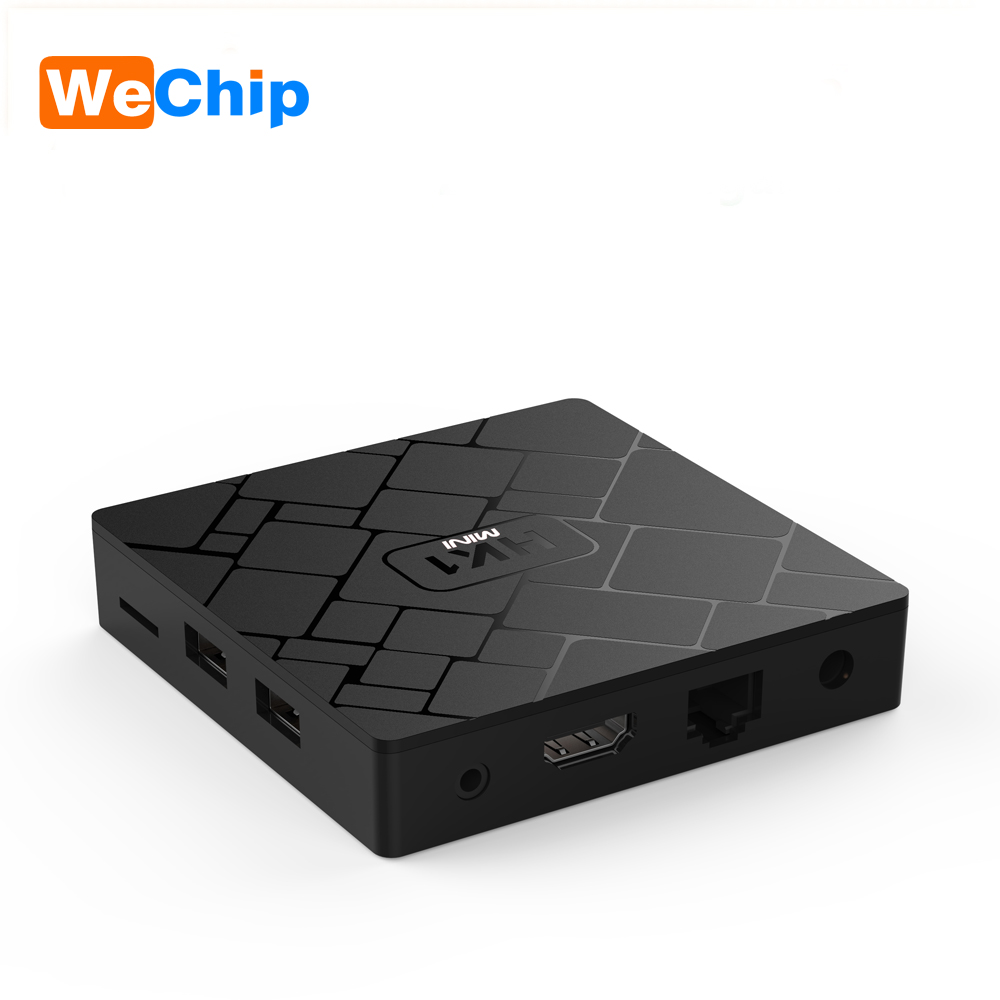 HK1 mini RK3229 quad-core Samrt Android 8.1 TV Box 2GB 16GB 2.4G Wifi 4K HD 100M LAN Media Player Ott Box Support Youtube TV Box