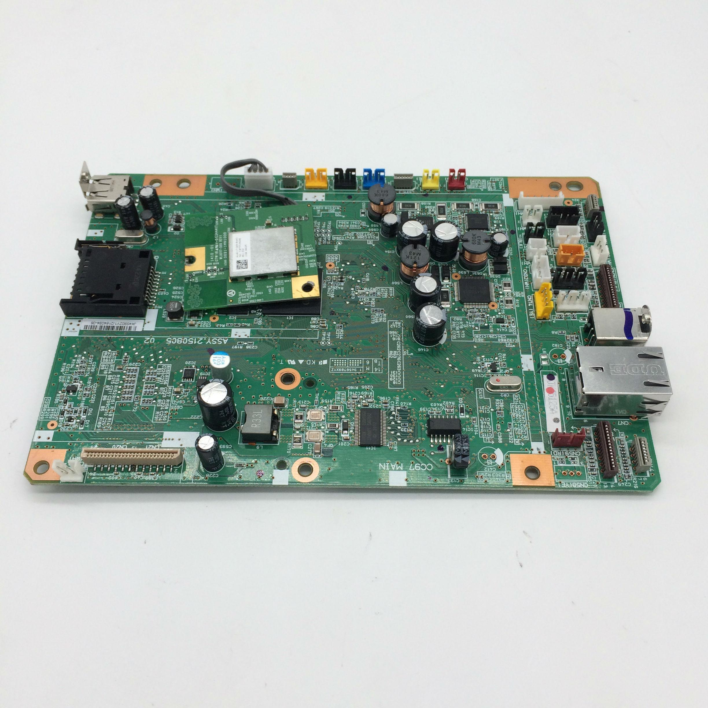 Материнская плата форматора для Epson CC97 основной wf 7620 wf7620 wf 7620 принтер рабочей силы